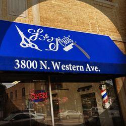Cesar @ L & J Cuts, 3800 N Western Ave, Chicago, 60618