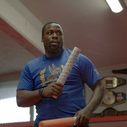Coach Slick - ErikRoan Lifestyle Of Boxing