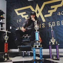 Alex Estrada - Ambitious Edge Barbershop