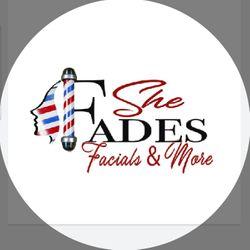 She Fades, Facials and More, 9961 San Jose Blvd, Suite 216  (My Salon Suite), Jacksonville, 32257