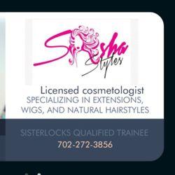SashaSlayz, 8751 W Charleston, Suite 295 (upstairs), Las Vegas, 89117
