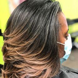 @Hair station, Hair station 177 Dudley st Roxbury, Roxbury, Roxbury 02119