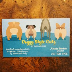 Doggy Style Cutz LLC, DC and MD area, My location is, Silver Spring, 20904