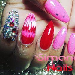 Simone Nails, 862 Jarmilla Ln, Fort Myers, 33905