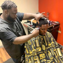 Level Up Barbershop, 56th St N, 9340, 121, Temple Terrace, 33617