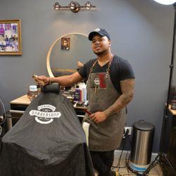Joniel barber, 4341 Washington St Roslindale, MA, 4341, Roslindale, Roslindale 02131