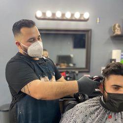 "Sam The Barber ""Blvd barbershop"", 847 s harbor blvd, Anaheim, 92805"
