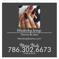 Maire nails, 7849 Hidden Hollow Dr, Orlando, 32822