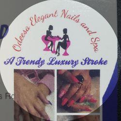 Odessa Elegant Nails and Spa, 4248 White Plains Rd, Bronx, 10466