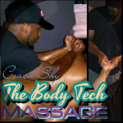 The Body Tech Massage & Personal Training By Coach Shy, Tidewater Dr, 8422, D, Norfolk, 23518