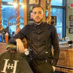 Gary - Hano Henry Gentlemens Barber shop