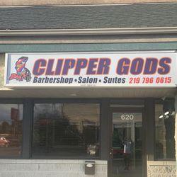 B.W.A Clipper Gods Barbershop, Salon & Suites, 620 West 81st. Ave., Merrillville, 46410