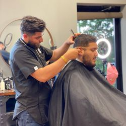 Pedro @ BR Barber Lounge #2, 5040 S Archer Ave, F1, Chicago, 60632