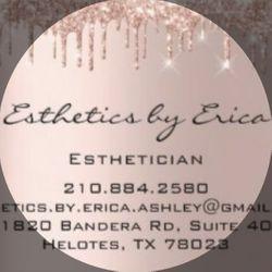Esthetics by Erica, 11820 Bandera Road, 409, Helotes, 78023