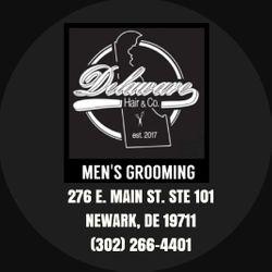 Delaware Hair & Co. Men's Grooming, 276 E. Main St., 101, Newark, 19711