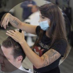 Erin Morris - Beardsley's Barber shop Algonquin