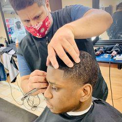Big C The Barber@Legends Barbershop, 6828 Indianapolis Blvd, Hammond, 46324