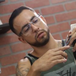 Jorge Carboney - The Chophouse Barbershop