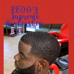 REDDZ SUPREME BARBERSHOP, 6004 N 40th Street, Tampa, 33610