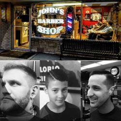 John's Barber Shop, 217 SE Douglas St, Lee's Summit, 64063
