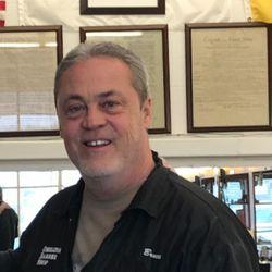 Bruce Gooden - Boston Barber Shop