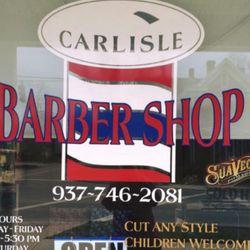 Carlisle Barber Shop, Central Ave, Franklin, 45005