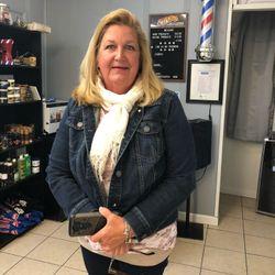 Carol Ingledue - Carlisle Barber Shop