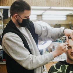 Eli Chubb - Teck's Barber Shop