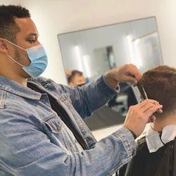 Khail Robinson - Teck's Barber Shop