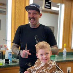 Brandon - The Barber Shop @ Harrison Crossing