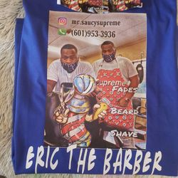 Supreme Barber LLC, 801 S.Wheatly Rd, Ridgeland, 39157