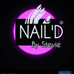 Gel'D & Nail'd By Stevie, I.E. Service, Chino, 91710