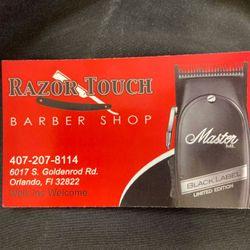 Razor touchd, 6017 S Goldenrod Rd, Orlando, 32822
