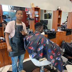 B Snipped Barbershop-Ty, 1248 Ray Charles Blvd, Tampa, 33602