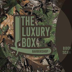 """Camo Tha Mudhustla"" Josh @ The Luxury Box Barbershop, 649 E Broadway, South Boston, 02127"