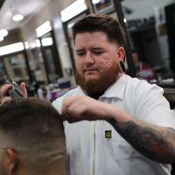 Tracy Burke - Wilfreds Barbershop