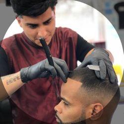 Carlos Martinez - Xclusive Barbershop