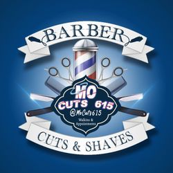Mo Cuts 615 @ The Boulevard Barber & Style, 3838 Old Hickory Blvd, Old Hickory, 37138