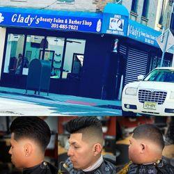 Gladys beauty salon & barbershop, 196 sip ave, Jersey City, 07306