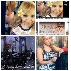 D'Lesly hair Salón, Columbia St, 33, Swampscott, 01907