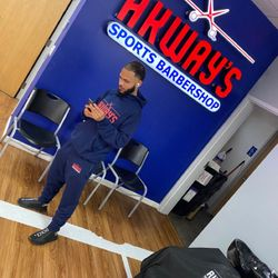 Ray Adams @AkwaysSportsBarbershop, 2436 County Hwy 10, Mounds View, MN 55112, Mounds View, 55112
