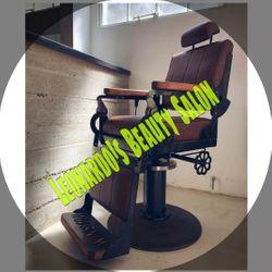 Leonardo's Beauty Salon, maria del carmen calle 6, K6, corozal, PR, 00783