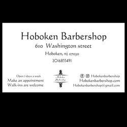 Hoboken Barber Shop, 610 Washington St, Hoboken, 07030