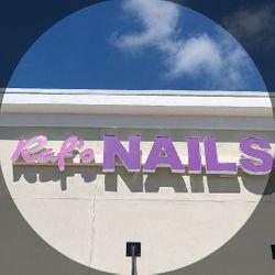 Raf's Nails, 5810 S. Orange Blossom Trail, Unit 20, Orlando, 32839