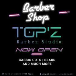 Top'z Barber Studio, 7720 W Becher St, Milwaukee, 53219