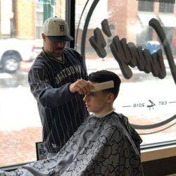 Joe Villalobos - My Cousin Vinnys Barbershop