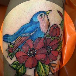 Black Tattoo Artist - 1Up Barber Beauty Salon / Tattoo Studio