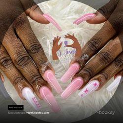 Ebony, Courtney And Michelle - 1Up Barber Beauty Salon / Tattoo Studio