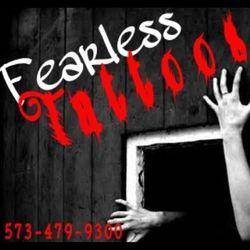 Fearless Tattoos, Mckinney, Frisco, 75070
