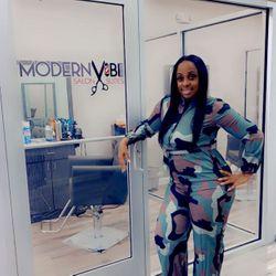 Cassandra Love-Conyers - Modern Vibe Salon Suites(formally Turning Headz Hair Studio)